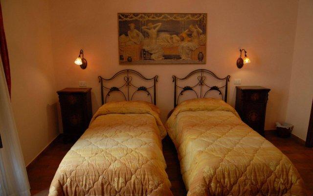 Отель B&B de Charme Ares Италия, Сиракуза - отзывы, цены и фото номеров - забронировать отель B&B de Charme Ares онлайн комната для гостей