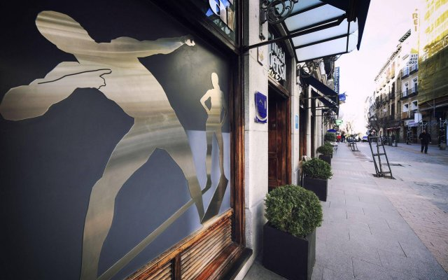 Отель Persal Испания, Мадрид - 1 отзыв об отеле, цены и фото номеров - забронировать отель Persal онлайн вид на фасад