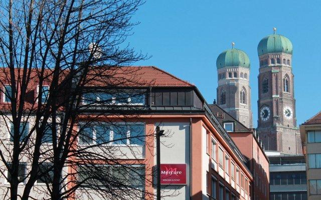Mercure Hotel München Altstadt вид на фасад