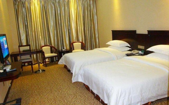 Yi He Mansion Hotel комната для гостей