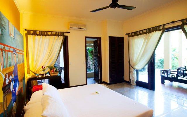 Отель Seahorse Resort & Spa Фантхьет комната для гостей