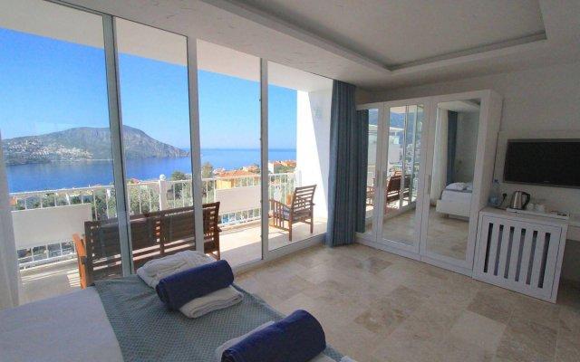 Kalkan Oasis Hotel Турция, Калкан - отзывы, цены и фото номеров - забронировать отель Kalkan Oasis Hotel - Adults Only онлайн комната для гостей