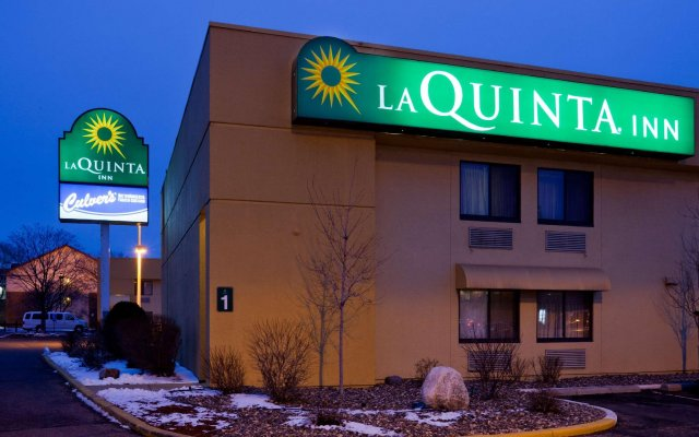 Отель La Quinta Inn Minneapolis Airport Блумингтон вид на фасад