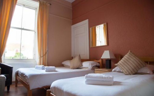 Отель Garfield Guest House Великобритания, Эдинбург - отзывы, цены и фото номеров - забронировать отель Garfield Guest House онлайн вид на фасад