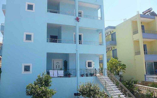 Отель Joni Apartments Албания, Ксамил - отзывы, цены и фото номеров - забронировать отель Joni Apartments онлайн вид на фасад