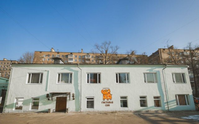 Хостел Кенгуру вид на фасад