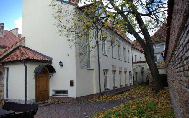 Отель Pilies Apartments Литва, Вильнюс - отзывы, цены и фото номеров - забронировать отель Pilies Apartments онлайн вид на фасад