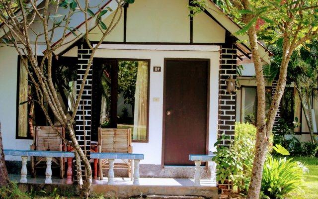 Отель Lanta Veranda Resort Ланта вид на фасад