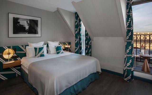 Отель Best Western Louvre Piemont комната для гостей