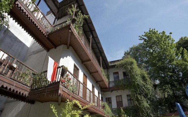 Отель Globtroter Польша, Краков - отзывы, цены и фото номеров - забронировать отель Globtroter онлайн вид на фасад