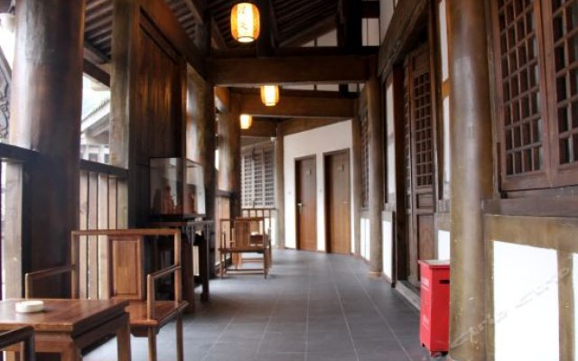 Отель Chanlu Resort интерьер отеля