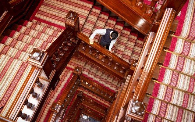 Отель The Connaught вид на фасад