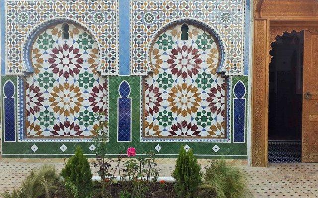 Отель Malabata Guest House Марокко, Танжер - отзывы, цены и фото номеров - забронировать отель Malabata Guest House онлайн вид на фасад