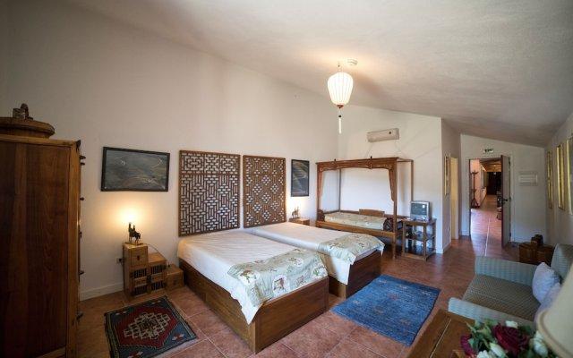 Отель Quinta da Veiga Португалия, Саброза - отзывы, цены и фото номеров - забронировать отель Quinta da Veiga онлайн комната для гостей