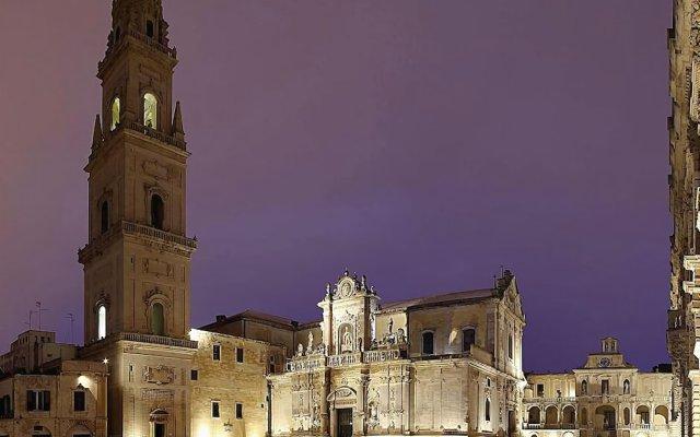 Отель Beautiful Lecce Лечче вид на фасад