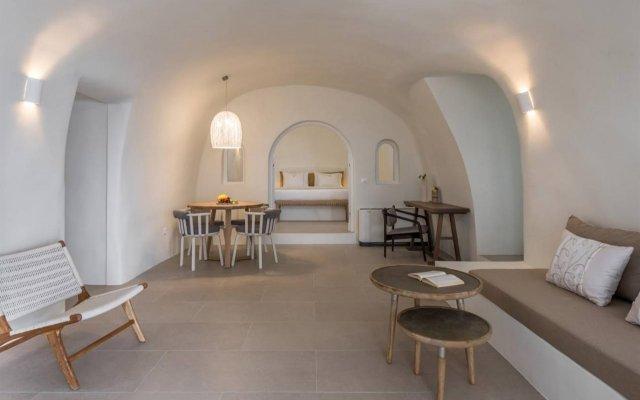 Отель Aspaki by Art Maisons Греция, Остров Санторини - отзывы, цены и фото номеров - забронировать отель Aspaki by Art Maisons онлайн комната для гостей