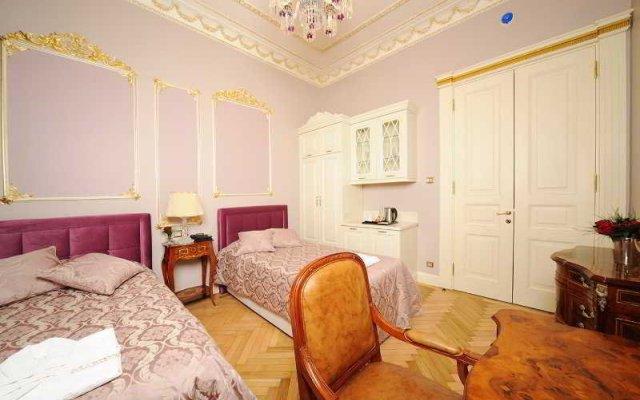 Отель Maroonist Rooms комната для гостей