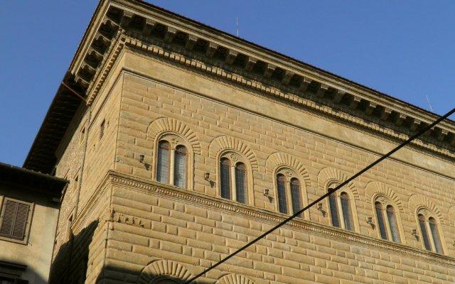 Отель Soggiorno La Cupola Италия, Флоренция - 1 отзыв об отеле, цены и фото номеров - забронировать отель Soggiorno La Cupola онлайн вид на фасад