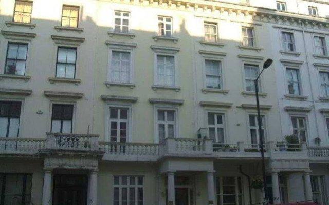 Отель Corbigoe Hotel Великобритания, Лондон - 1 отзыв об отеле, цены и фото номеров - забронировать отель Corbigoe Hotel онлайн вид на фасад