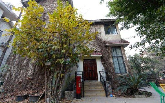 Shiyi Garden Villa Hostel вид на фасад
