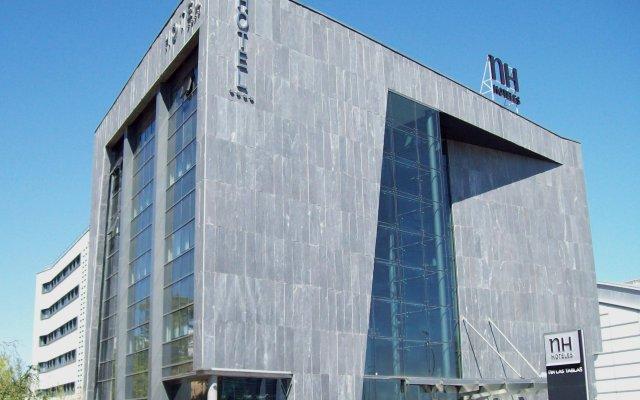 Отель NH Madrid Las Tablas вид на фасад