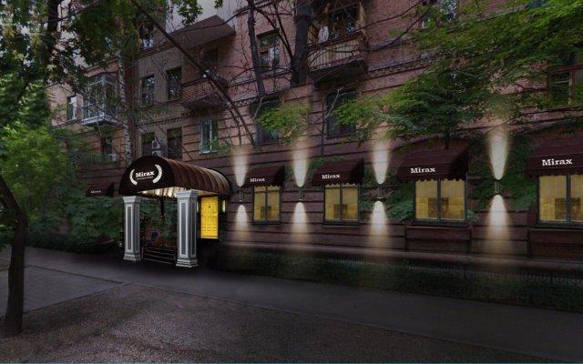 Бутик-отель Mirax Sapphire вид на фасад