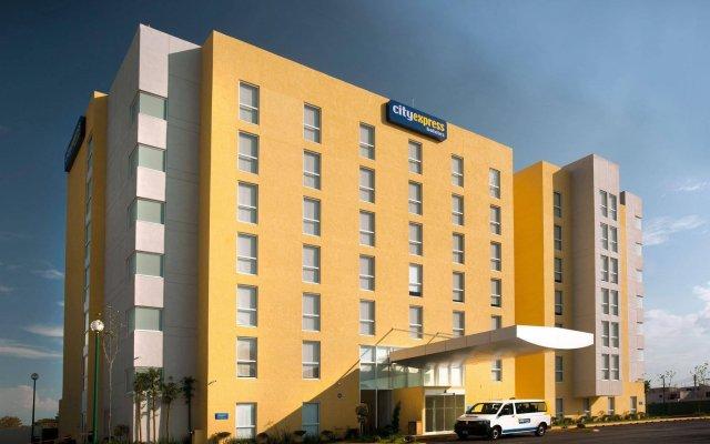Отель City Express Mérida вид на фасад