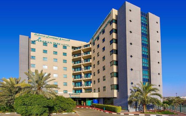 Arabian Park Hotel вид на фасад
