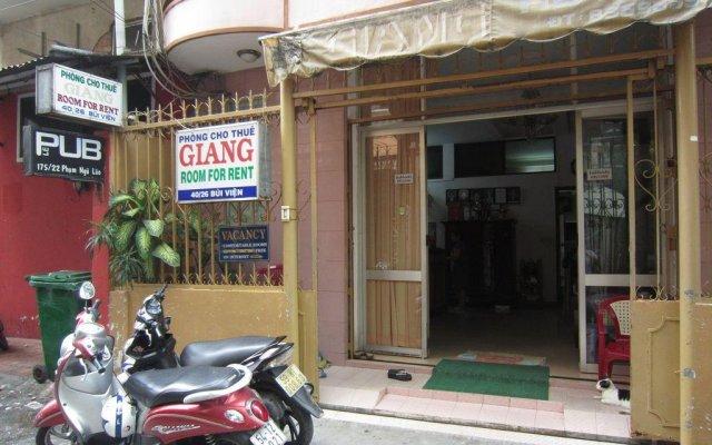 Giang Hotel вид на фасад