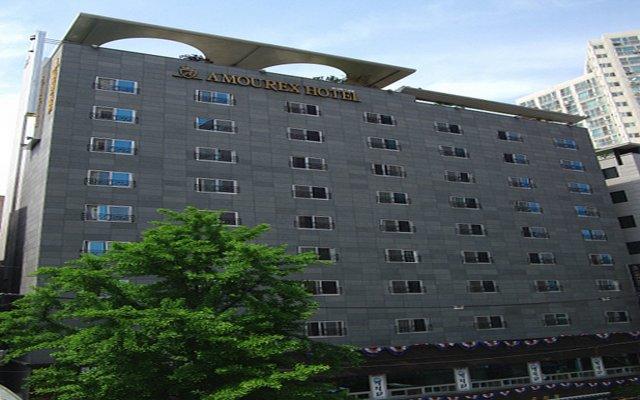 Amourex Hotel вид на фасад