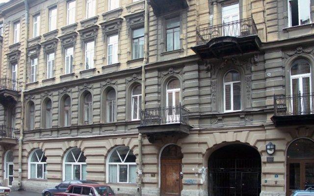 Мини-отель MK Классик вид на фасад