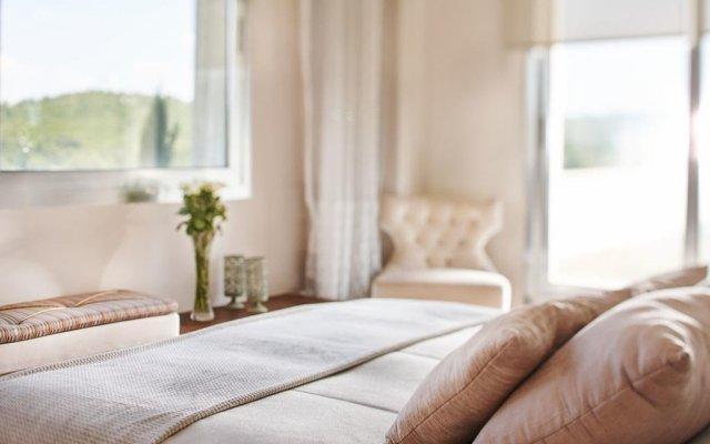 Two Rooms Hotel комната для гостей