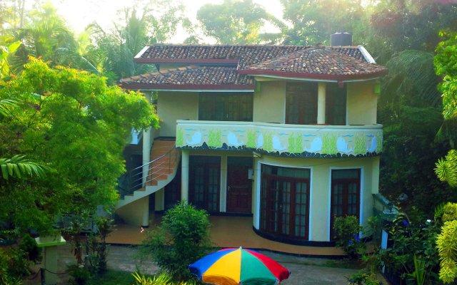 Отель Tony Guest House Шри-Ланка, Берувела - отзывы, цены и фото номеров - забронировать отель Tony Guest House онлайн вид на фасад