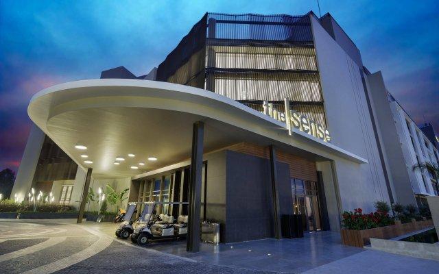 The Sense De Luxe Hotel – All Inclusive Сиде вид на фасад