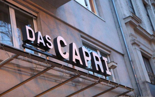 Das Capri. Ihr Wiener Hotel вид на фасад
