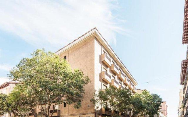 Отель LH La Latina Испания, Мадрид - отзывы, цены и фото номеров - забронировать отель LH La Latina онлайн вид на фасад