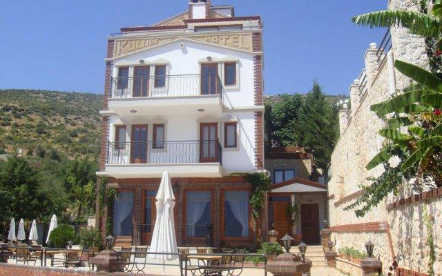 Kulube Hotel вид на фасад