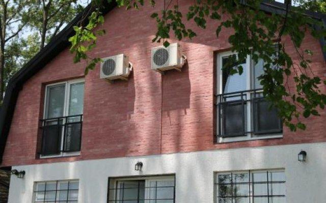 Апартаменты Madea Apartment Piknik Нови Сад вид на фасад