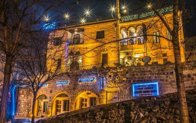 Cave Konak Cappadocia- Special Category Турция, Ургуп - отзывы, цены и фото номеров - забронировать отель Cave Konak Cappadocia- Special Category онлайн вид на фасад