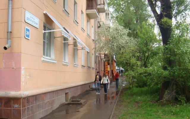 Hostel 490 Иркутск вид на фасад