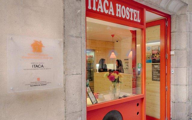 Отель Itaca Hostel Barcelona Испания, Барселона - отзывы, цены и фото номеров - забронировать отель Itaca Hostel Barcelona онлайн вид на фасад