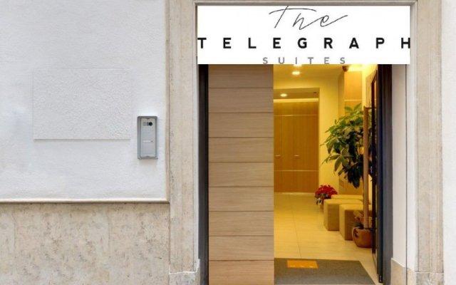 Отель The Telegraph Suites Италия, Рим - отзывы, цены и фото номеров - забронировать отель The Telegraph Suites онлайн вид на фасад