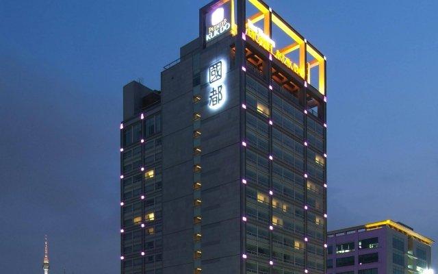 Best Western Premier Hotel Kukdo вид на фасад