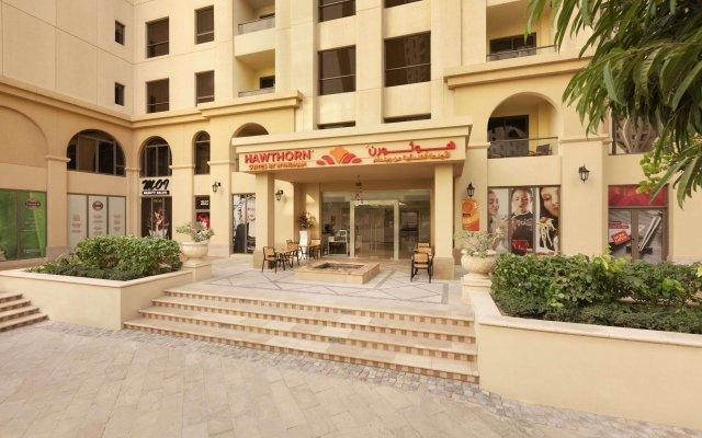 Ramada Hotel & Suites by Wyndham JBR вид на фасад