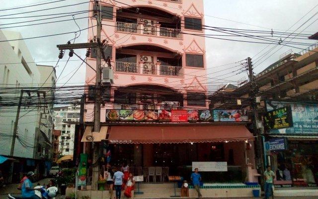 Отель Hua Chiew Residence вид на фасад