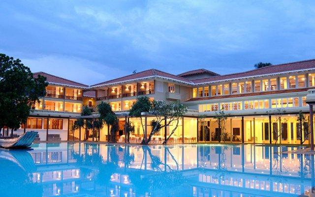 Отель Heritance Ahungalla Шри-Ланка, Ахунгалла - 1 отзыв об отеле, цены и фото номеров - забронировать отель Heritance Ahungalla онлайн вид на фасад