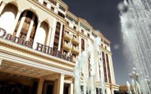Отель Daniel Hill Hotel Узбекистан, Ташкент - отзывы, цены и фото номеров - забронировать отель Daniel Hill Hotel онлайн вид на фасад