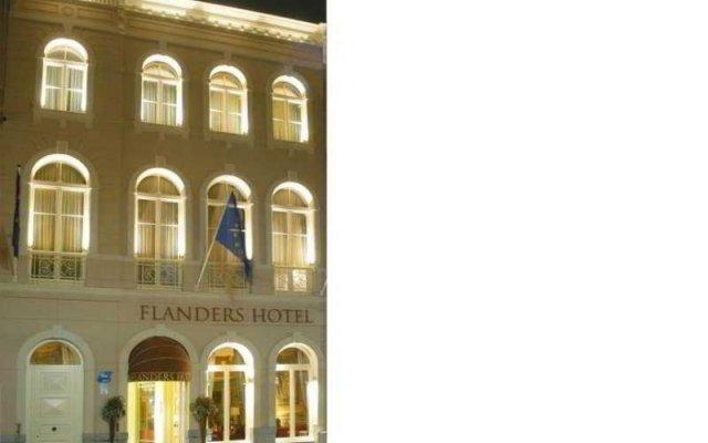 Flanders Hotel - Hampshire Classic вид на фасад