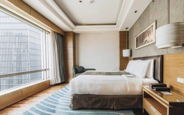 Отель InterContinental Saigon Вьетнам, Хошимин - отзывы, цены и фото номеров - забронировать отель InterContinental Saigon онлайн комната для гостей