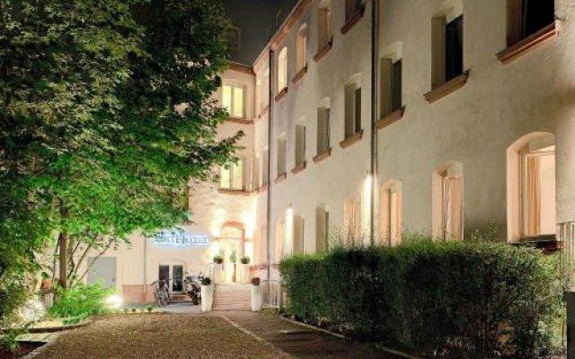 Отель ArtHotel City Германия, Нюрнберг - отзывы, цены и фото номеров - забронировать отель ArtHotel City онлайн вид на фасад
